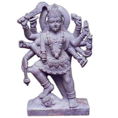 Marble Kali Maa Statues