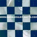 Lapis and Mother Of Pearl Tiles