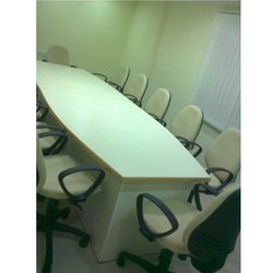 White Conference Furniture