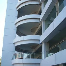 Round Balustrade