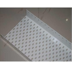 M.S. Perforated Cable Trays