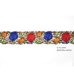 Designer Embroidery Laces