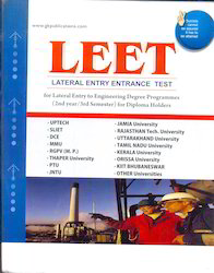 LEET Lateral Entry Entrance Test