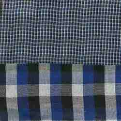 Double Cloth Checks Fabrics