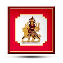 Sherawali Mata Wall Photo Frames