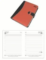 Executive Leather Diary