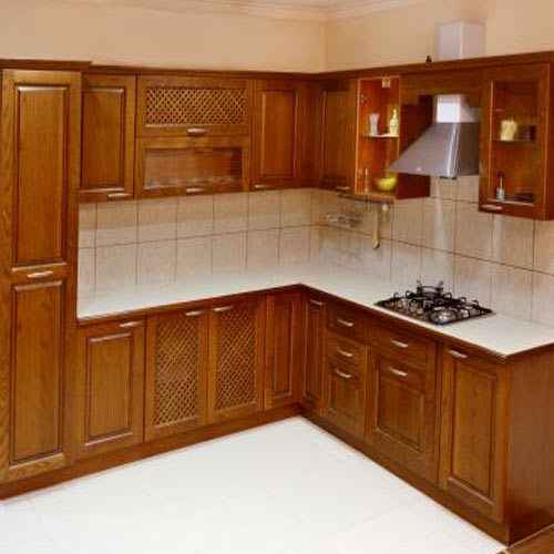 Designer Modular Kitchen - Modular Kitchen - Arnica Manufacturer ...