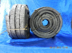 Pure Graphite Braded Packing