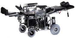 Bed Motorized Wheel Chair