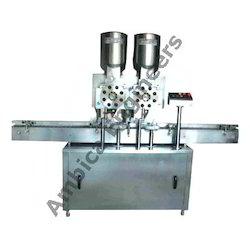 High Speed Powder Filling Machine