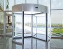 Glass Automatic Revolving Door