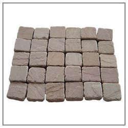 Tumbled Stone - Autumn Brown