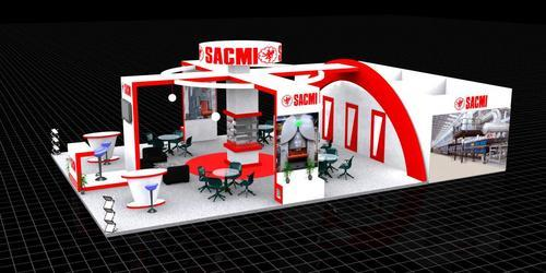 Exhibition Stall : Interior designing services exhibition stall