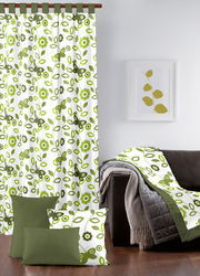 Design Living Room Curtain