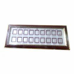 Mini Regular Gala Silver Frames
