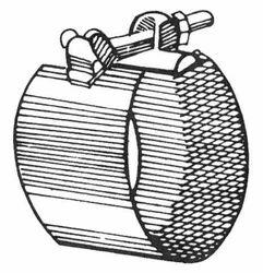 Handiband Repair Clamp