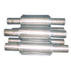 rolls for non metal industries