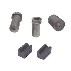 Graphite Crucibles & V Block