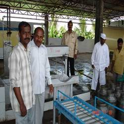 Milk Reception & Processing Equipments