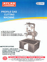 profile gas cutting machine