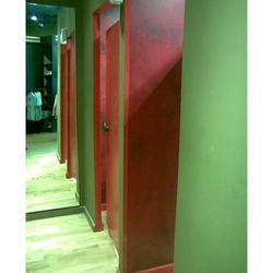 Retail Outlet Door