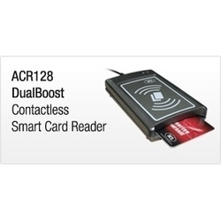 Dual Boost Contactless Smart Card Reader
