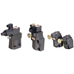 Solenoid Controlled Relief Valves