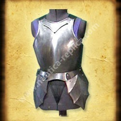 Gothic Cuirass with Tasset