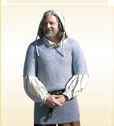 Butted Chainmail Shirt