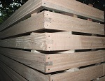 Burma Teak Cut Sections