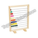 Counting Abacus (Wooden) with 55 Beads