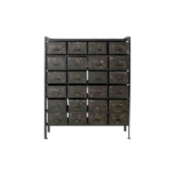 24 Drawers Chest