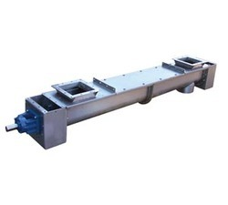 High-Temperature Screw Conveyors