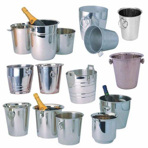 Ice Buckets & Wine Buckets