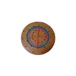 Geo Board-Circle: (Wooden)