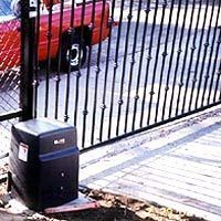 automatic sliding gates, overhead garage door openers, hospital
