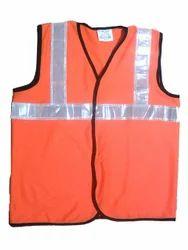 Fluorescent Reflective Jacket