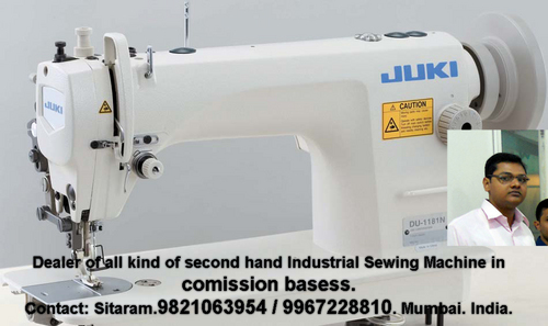 Products Services Service Provider From Mumbai Mesmerizing Second Sewing Machine
