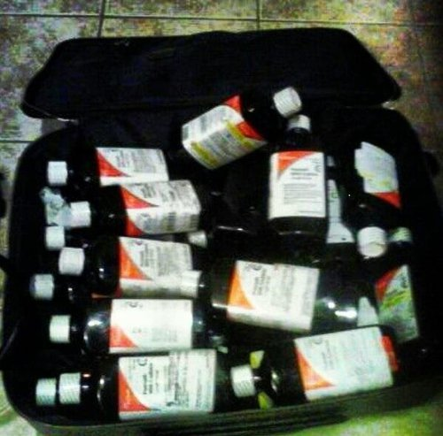 Soma 350 & Actavis