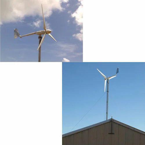 Wind Turbine System - 2KW
