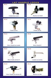 L&T Handle Locks