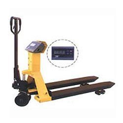 Pallet Truck with Weighing