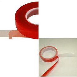Very High Strength Clear Double Sided Tape