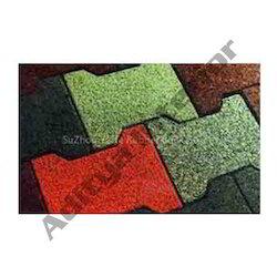 Rubberised Tiles Flooring