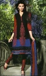 Designer Sequin Salwar Suits