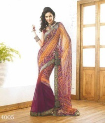 Different Type Sarees