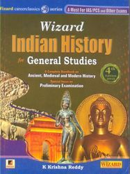 Wizard Indian History For General Studies