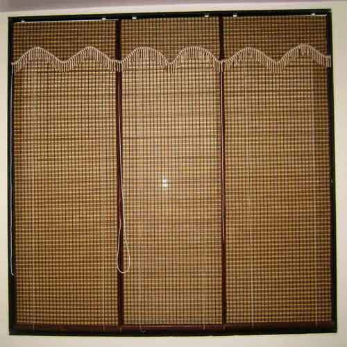Wooden & Chic Roll-Up Blinds