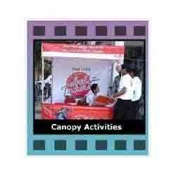 Canopy Marketing Activities