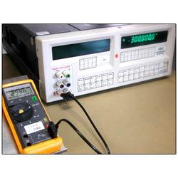 Digital Multimeter Calibration